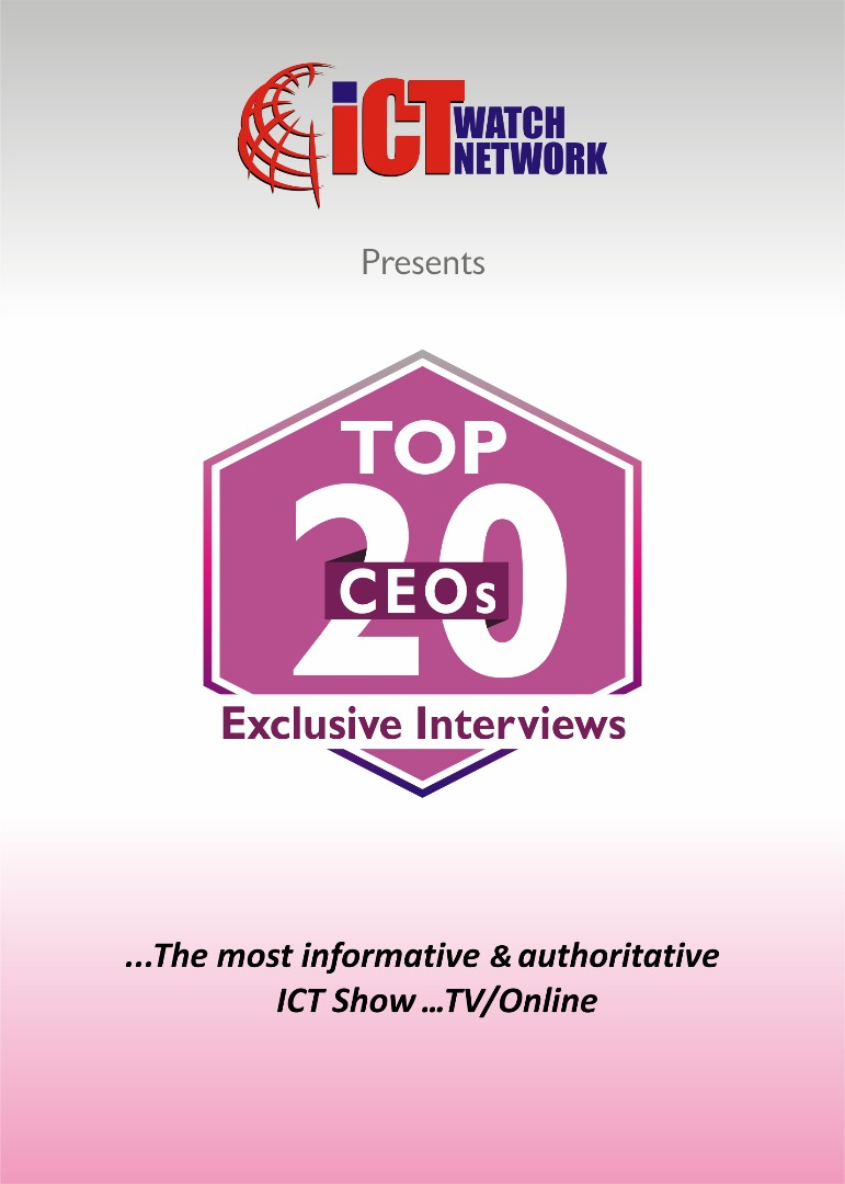 ICT WATCH TOP 20 CEOS