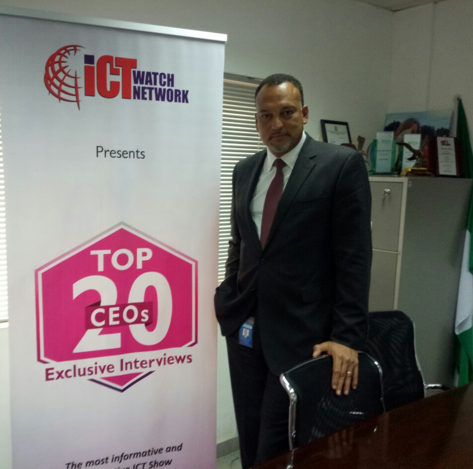 TOP 20 CEOS [ICT]  AYOTUNDE COKER, MD/CEO, RACK CENTRE says