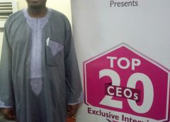 TOP 20 CEOS  DR. ISA PANTAMI, DIRECTOR GENERAL, NITDA  Our law does not allow MDAs to host data outside Nigeria, it is illegal